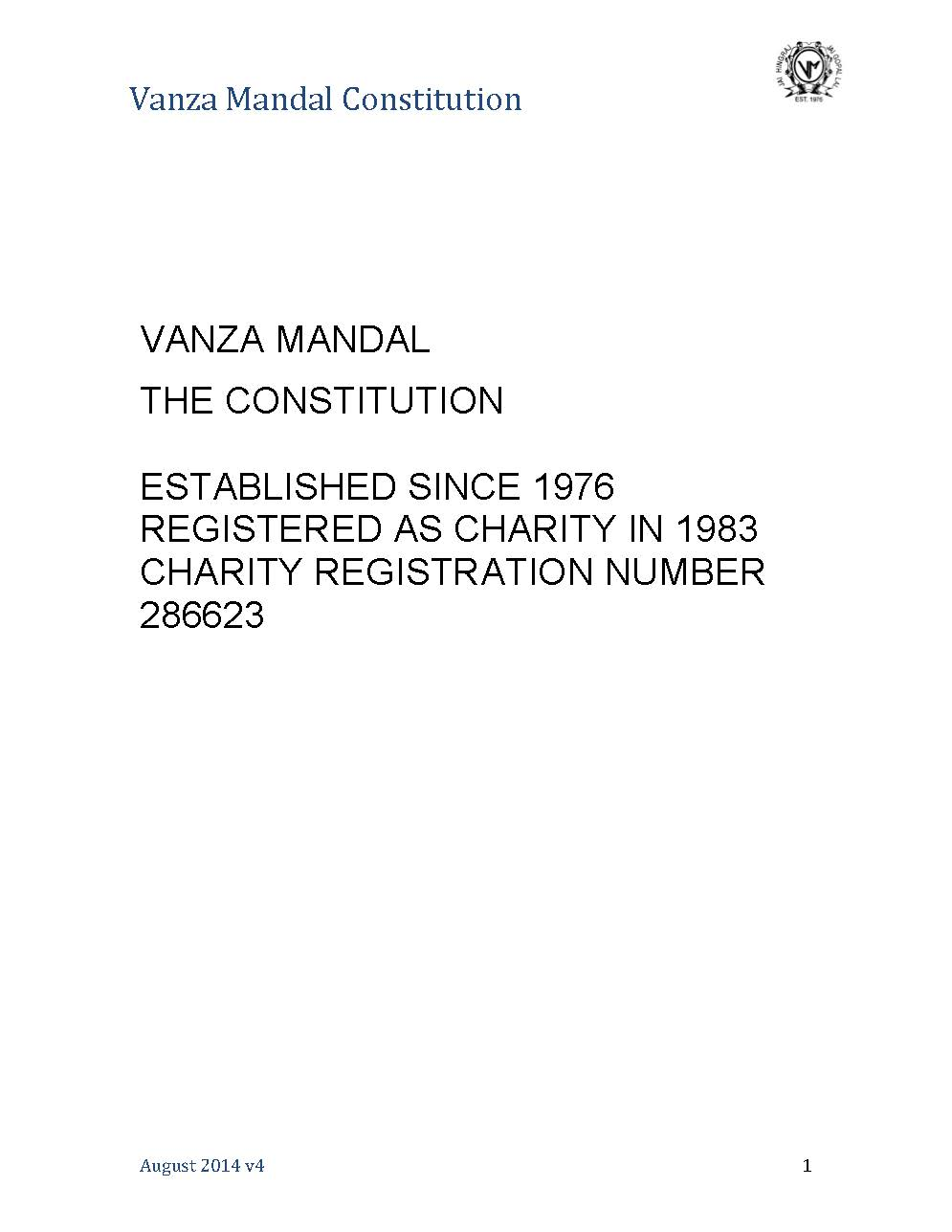 Vanza Mandal Constitution Version 4 (2014)_Page_01